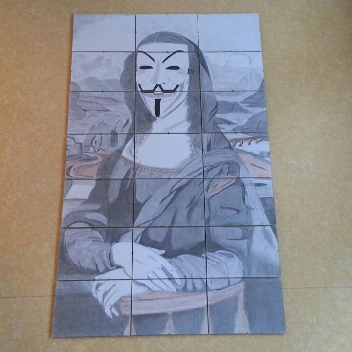 Joconde Anonymous