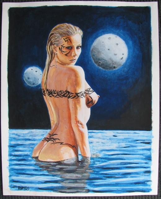 beauté lunaire