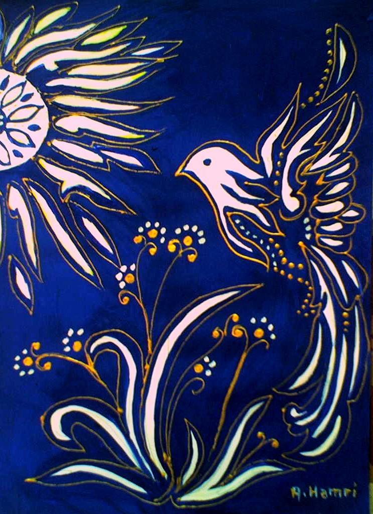 Peinture Liberte