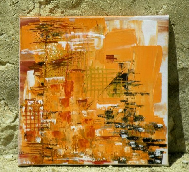 Savane orange