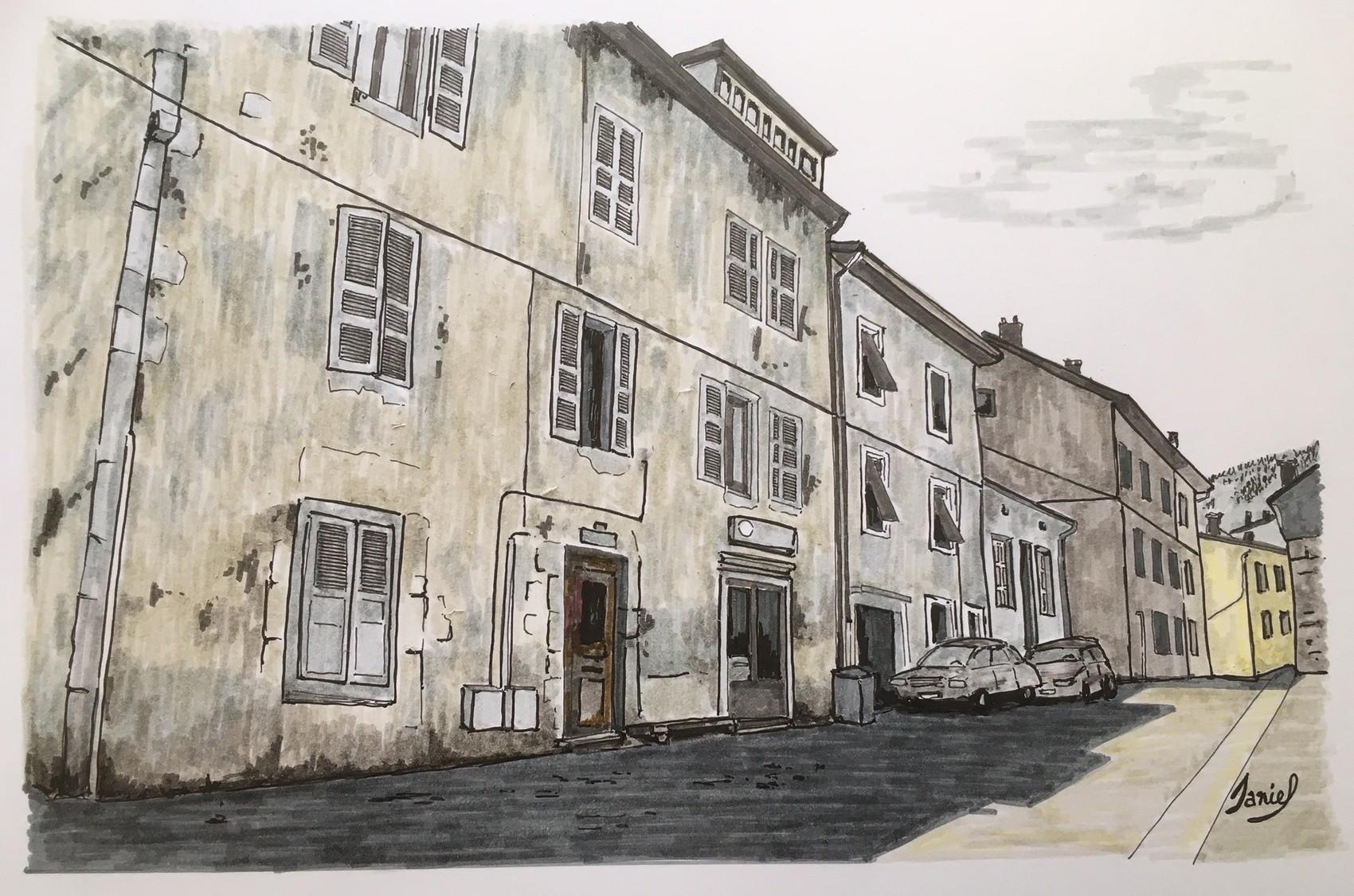 Rue de la Concorde