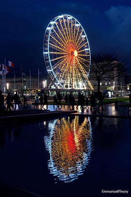 Grande roue du Havre