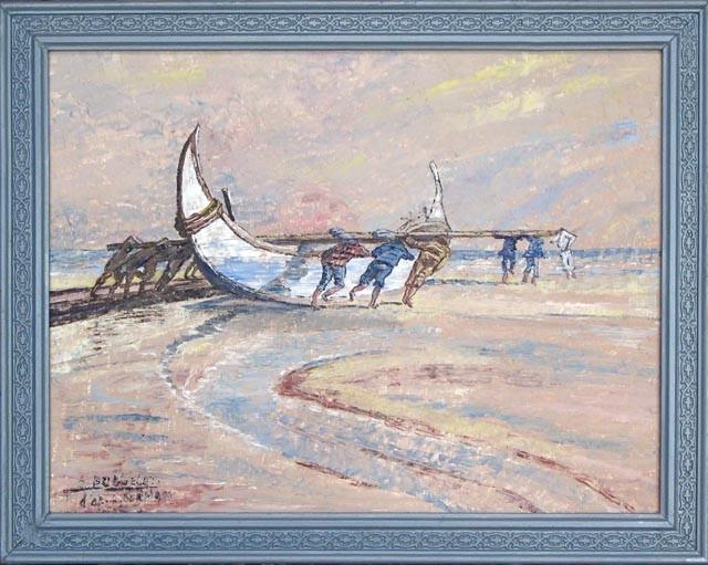bateau portugais