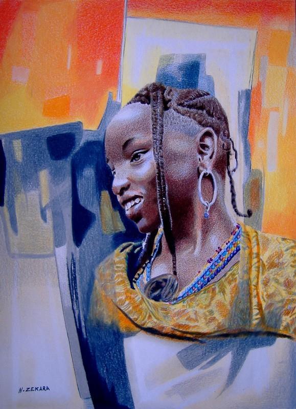 Dessin africaine - Dessin africaine ...