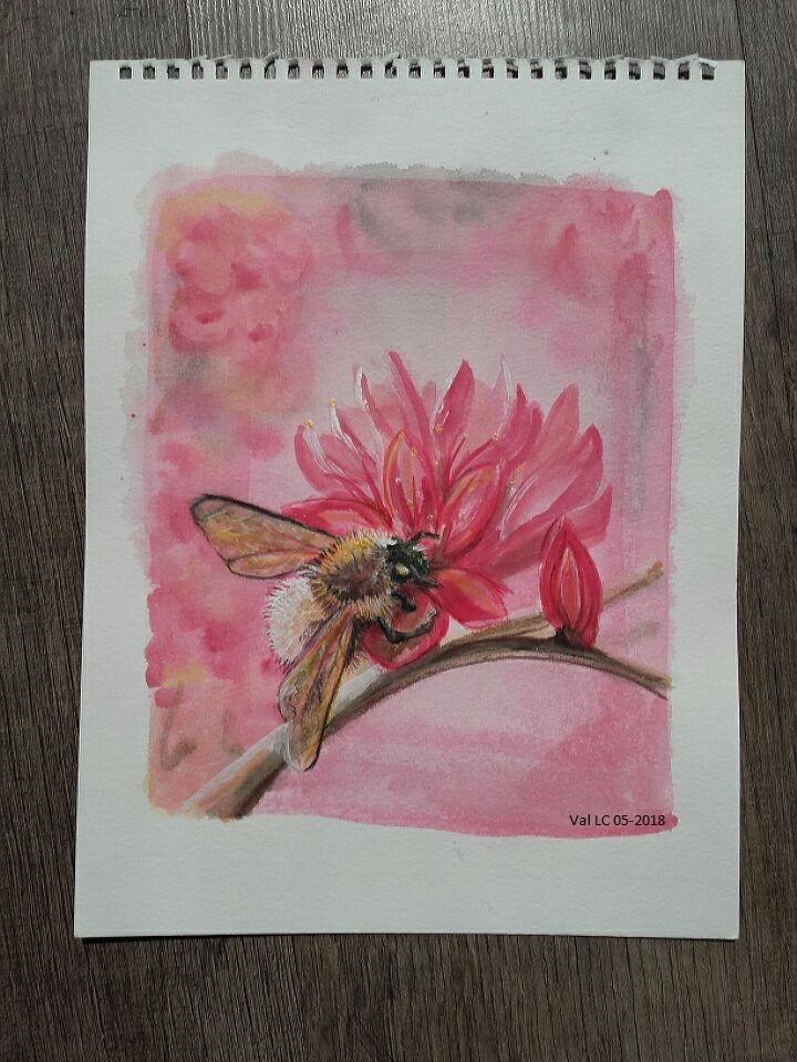 Fleur (offert)