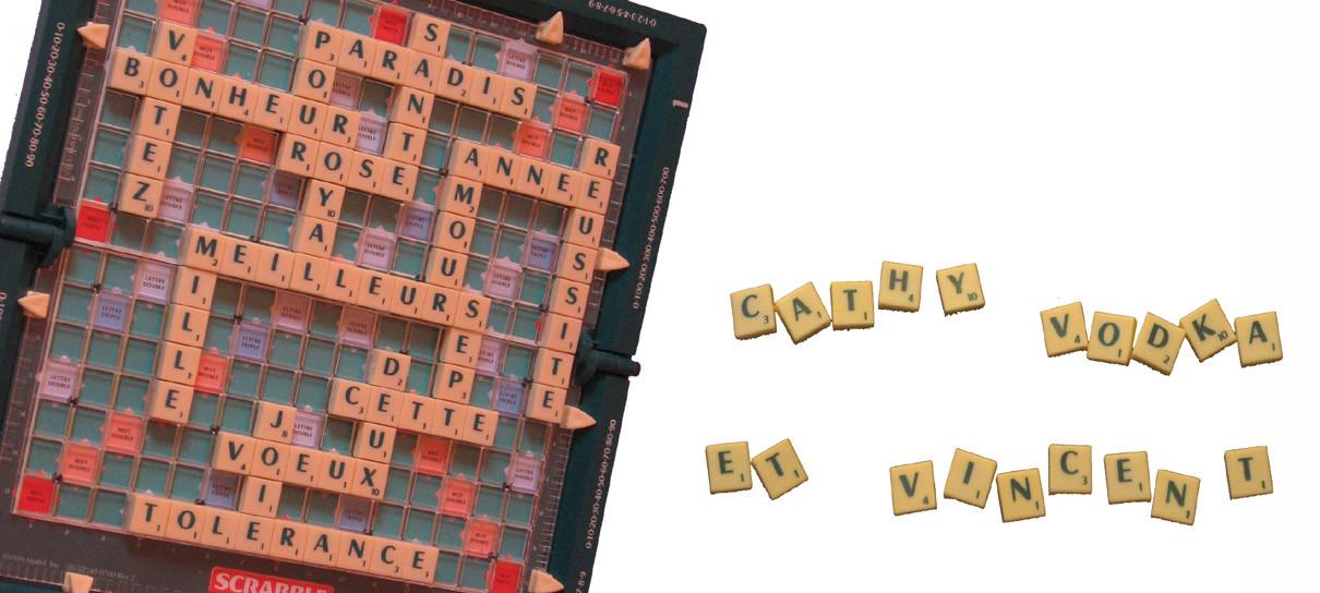 Carte de voeux 2007