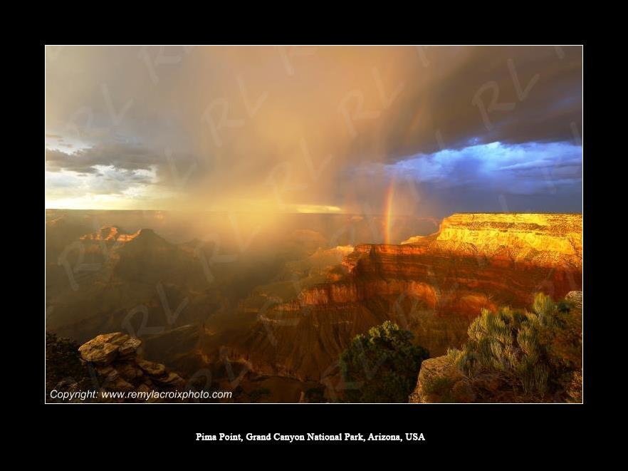 Grand Canyon, Pima Point