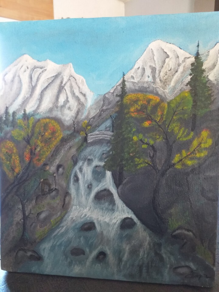 Pyrenee Ariegeoise
