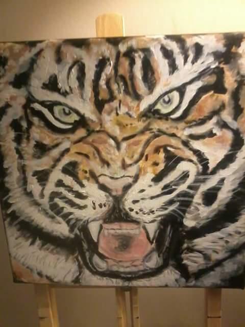 L oeil du tigre