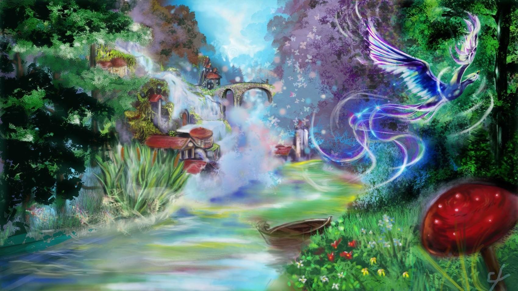 Le monde imaginaire