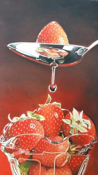 La coupe de fraises