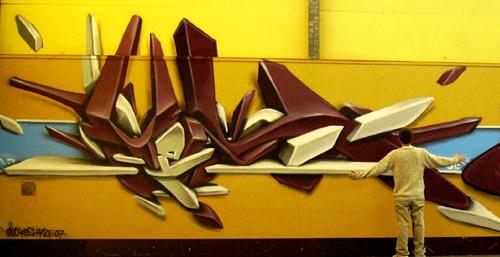 fresque..