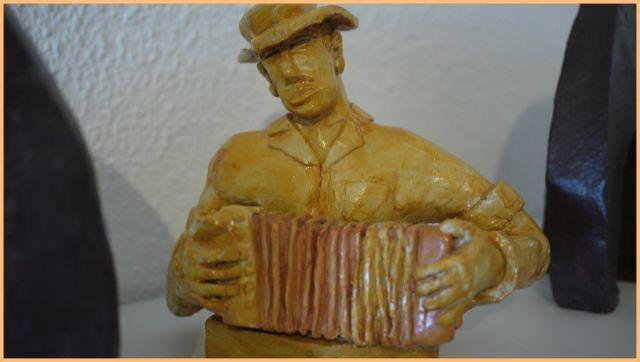 le joueur de bandonéon