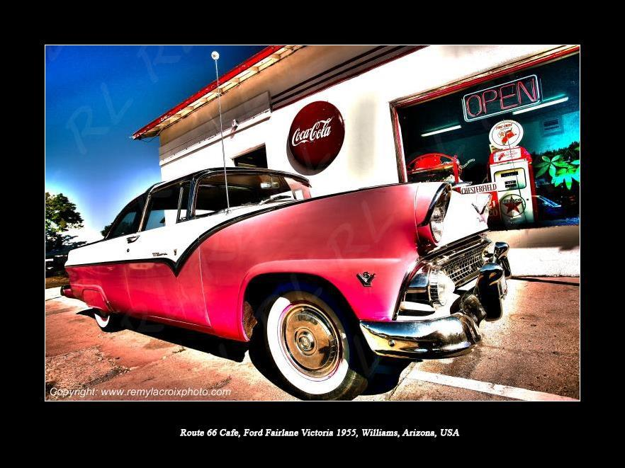 Route 66 Cafe, Williams