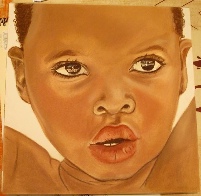Dessin enfant d 39 afrique - Dessin d afrique ...
