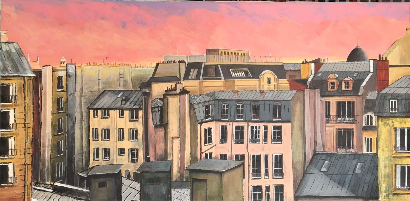 104 Aboukir 5eme étage