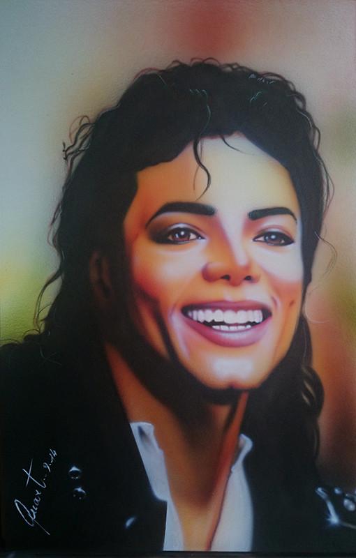 Hommage au Roi de la pop