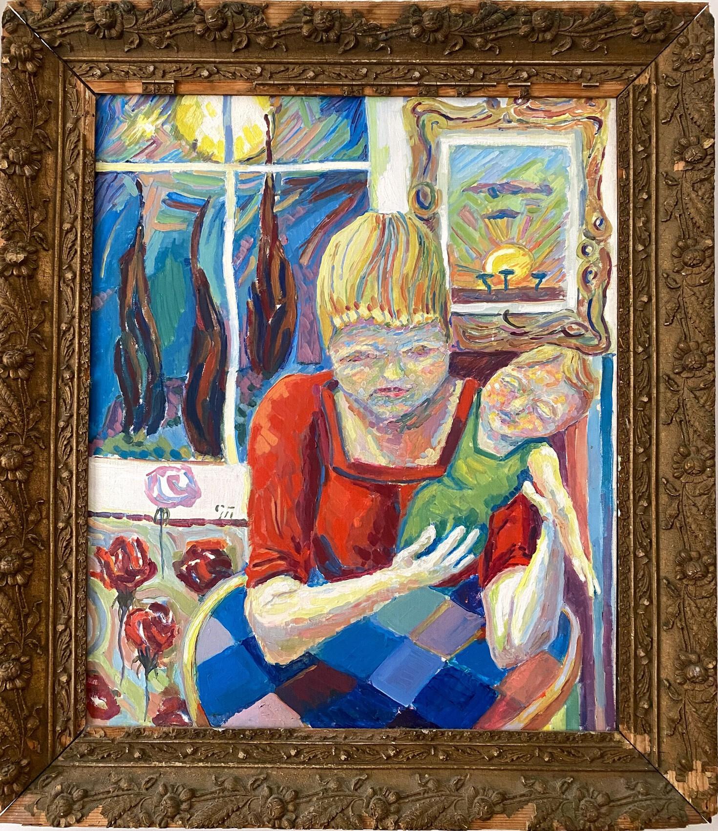 Marie à l'Enfant...