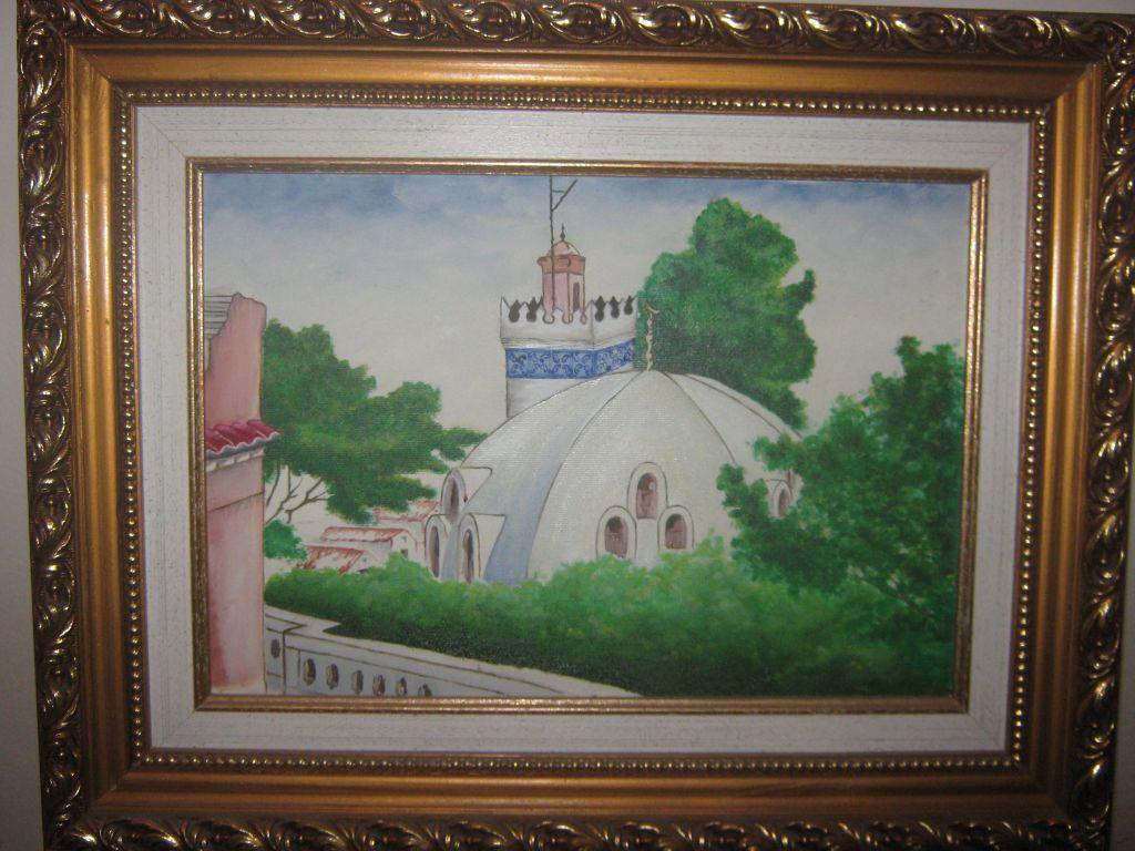 Mosquée de Sidi abd El Rahmane
