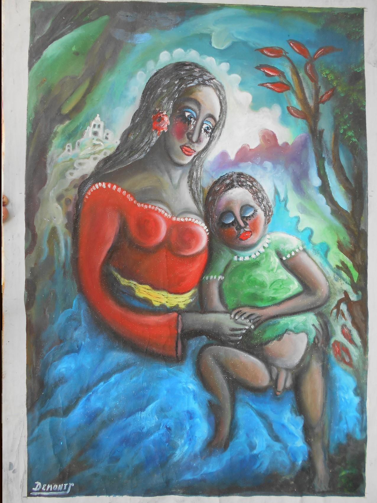 La mère et l ' enfant