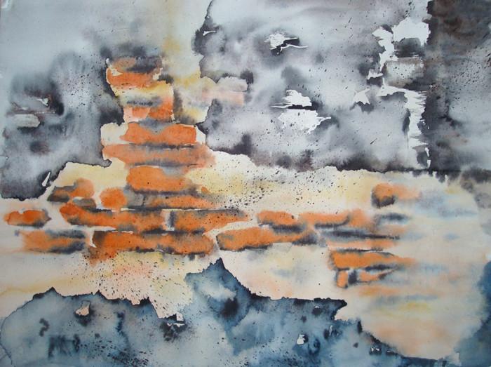 Peinture Mur Abim
