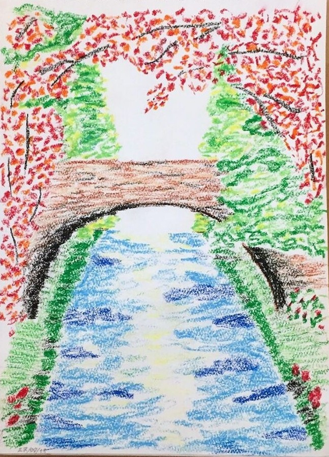 le pont du printemps