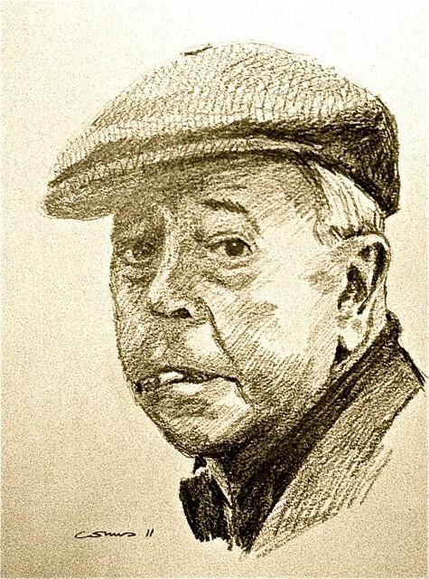 Dessin Jacques Prévert