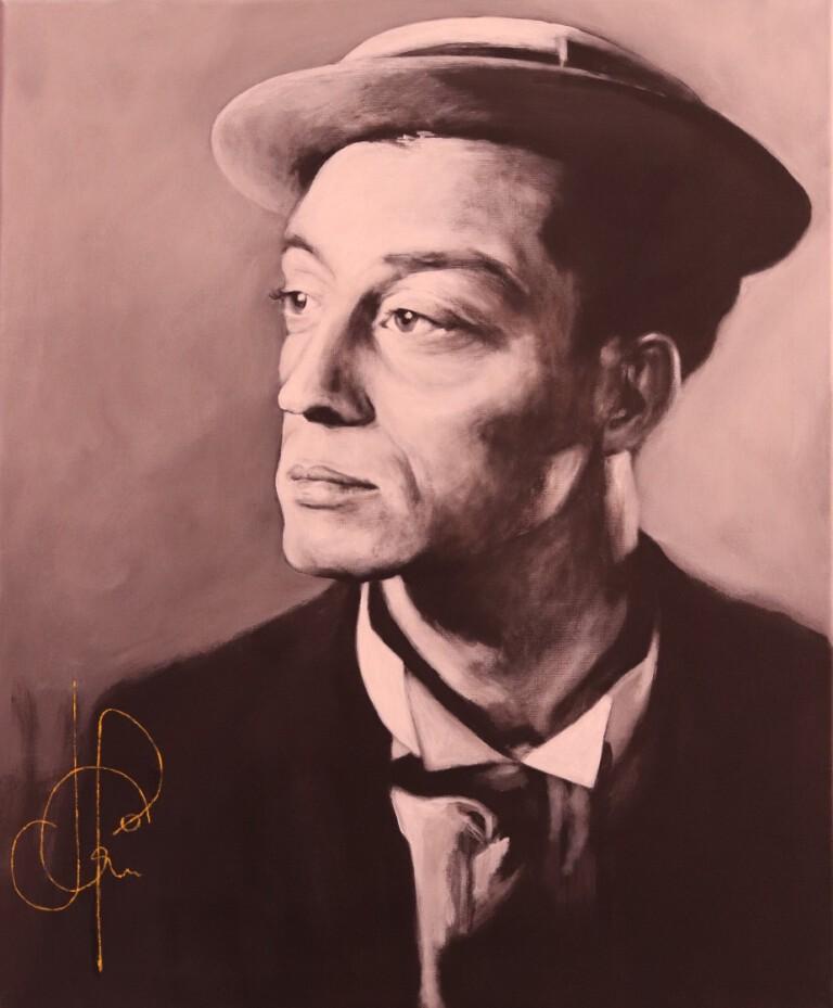 Buster Keaton (2019.04.11)
