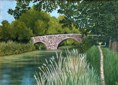 Pont du canal du midi