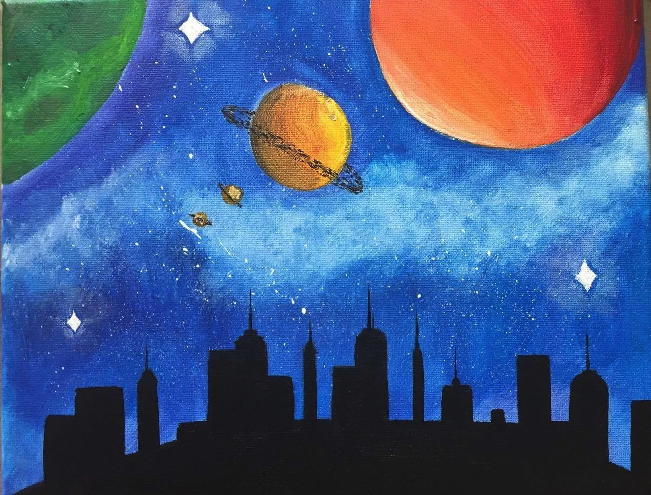 La cité de l'univers