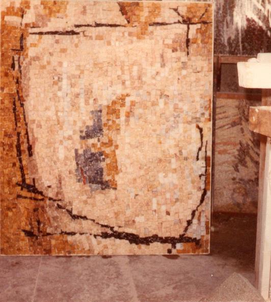 Mosaique. Etudes 1