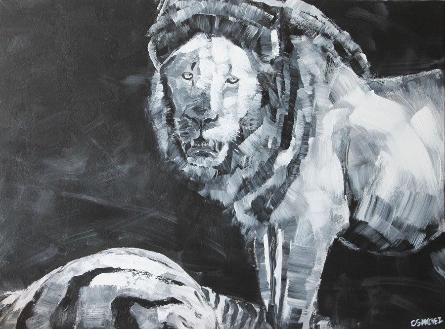 Lion Instinct