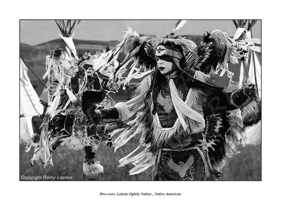 Pow-wow. Danse pour la survie d'une culture