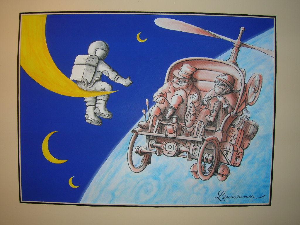 L'astronautostoppeur