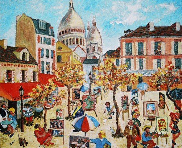 Paris Midi Cafe