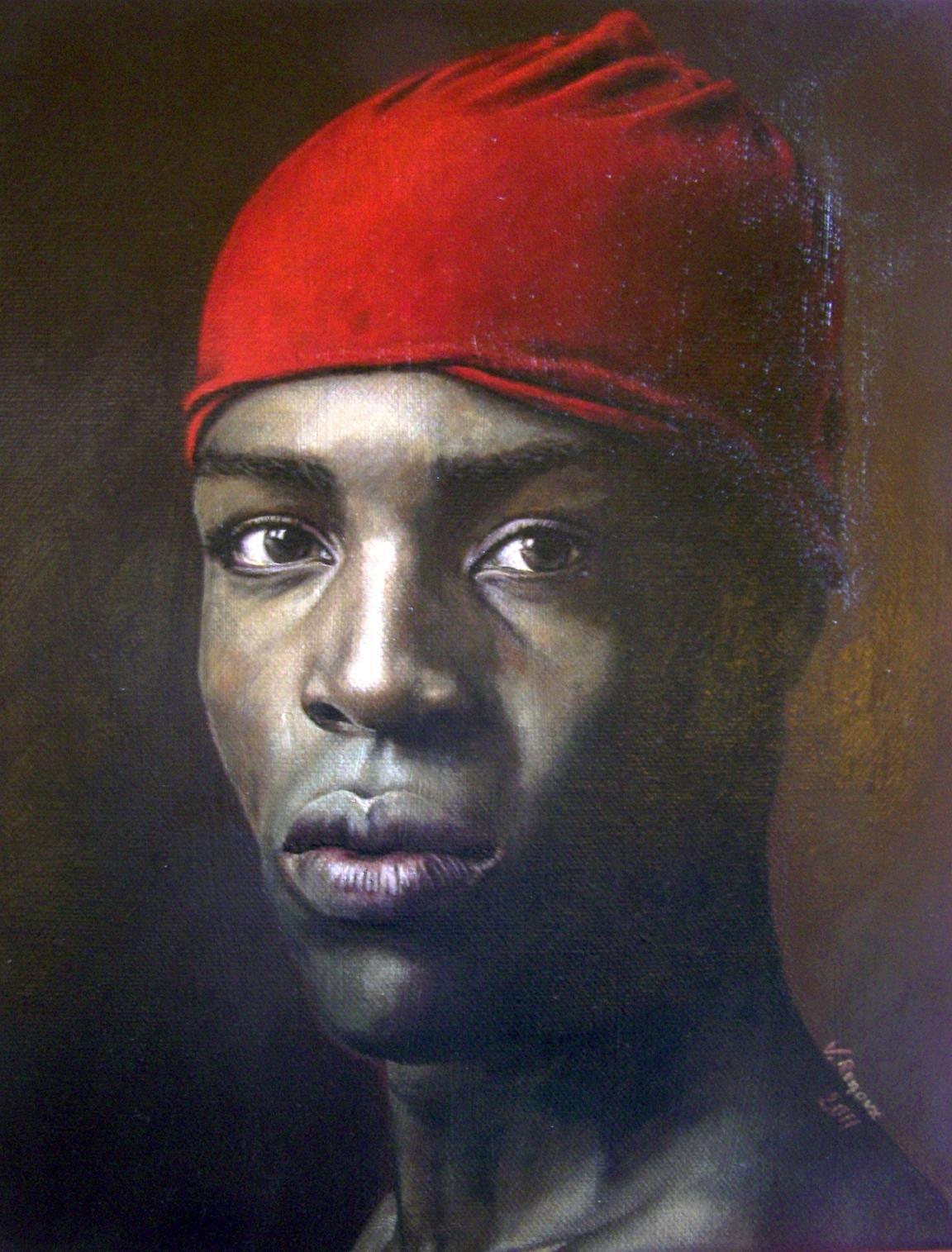 Homme au bonnet rouge