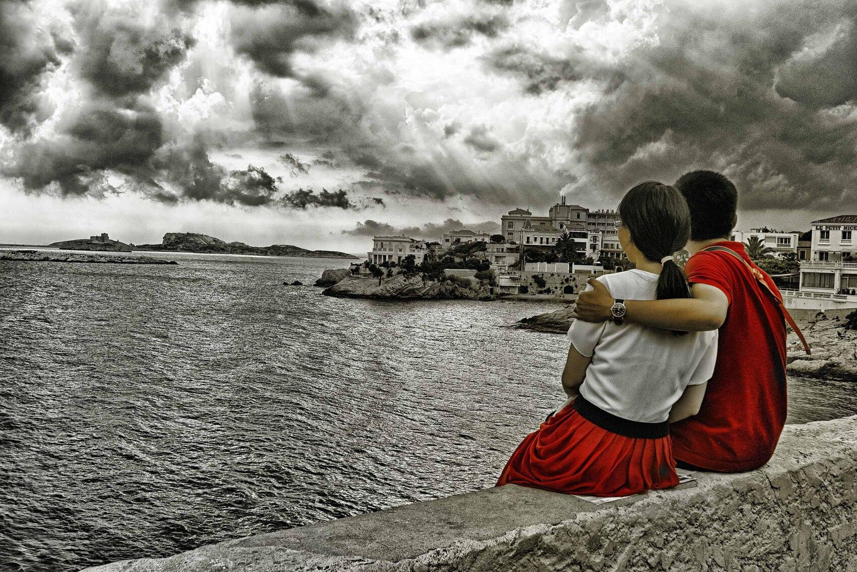 Couple Chinois - Le fichier 20€ - Tirages tous formats voir mon site sur mon profil