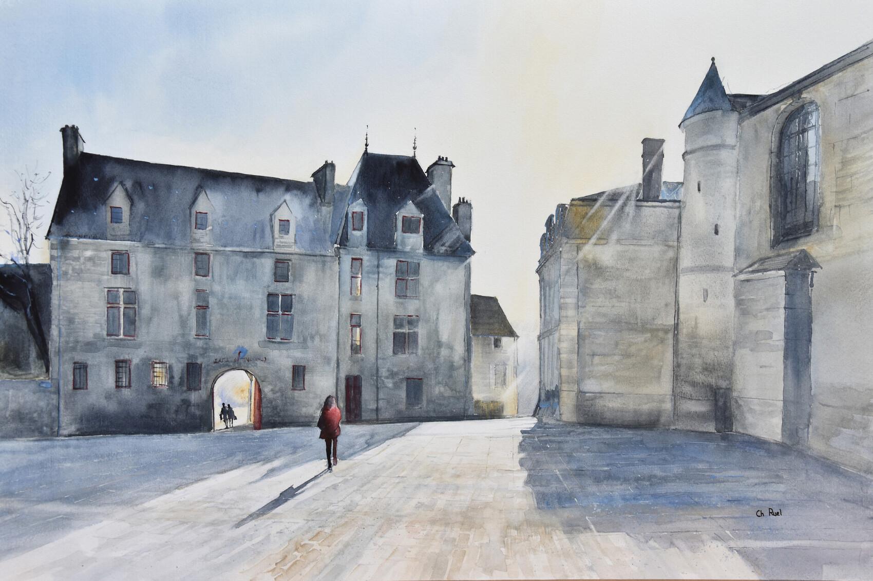 La Maison d'osé à Alençon