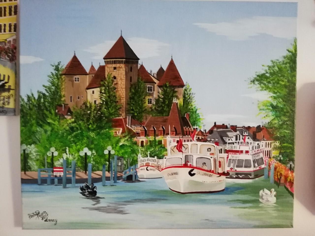 Les Bateaux de Annecy