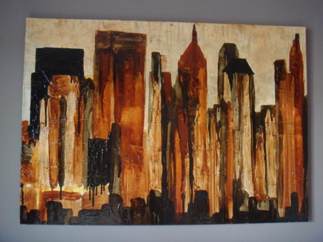 Peinture New York...ènième...