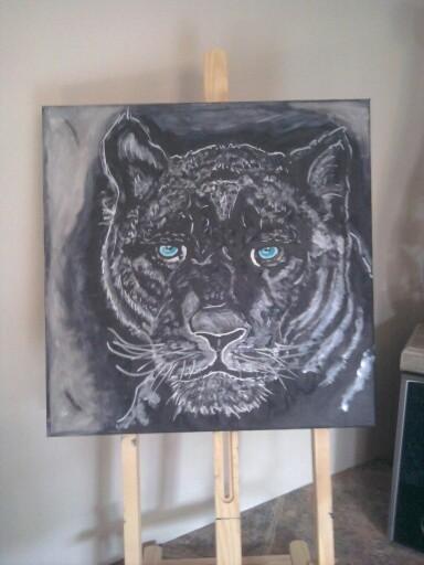 Chat noir ;)