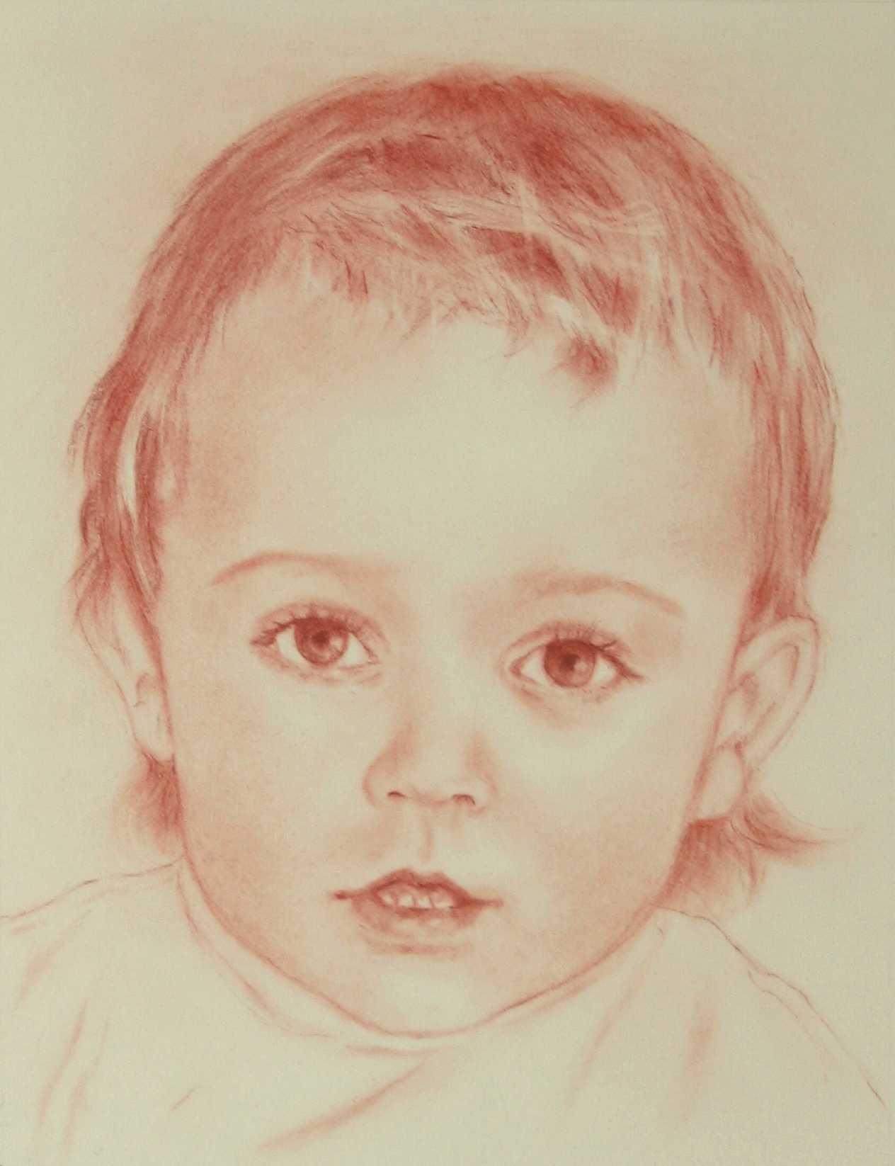 "Portrait ""Martin"""