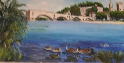 le pont avignon