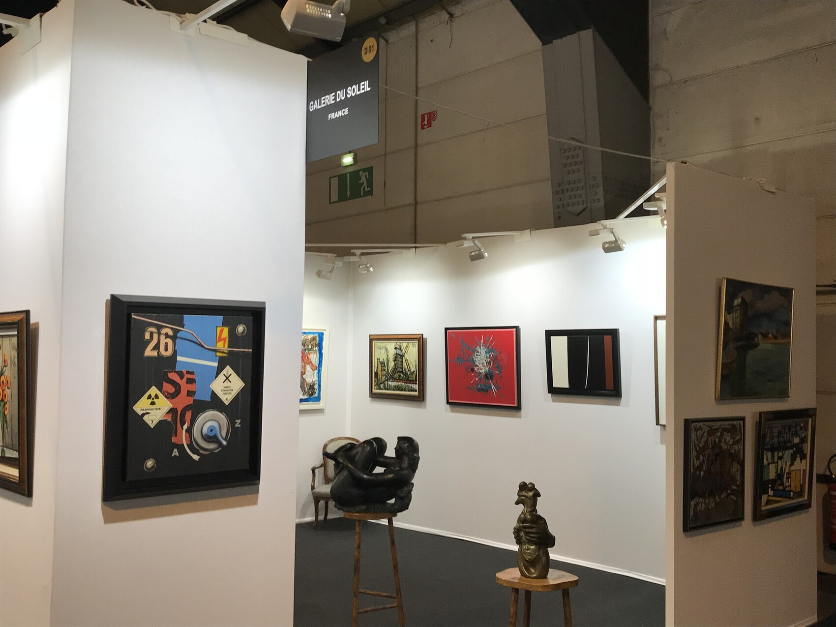 Salon art Strasbourg