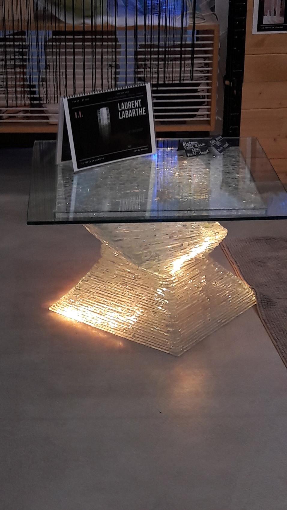Table de Lumière