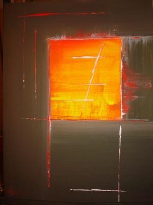 Peinture fen tre sur 2 for Peinture sur fenetre