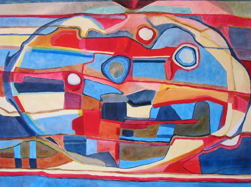 Observation - art abstrait