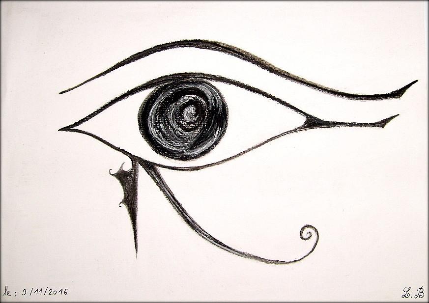 Dessin sous l 39 oeil d 39 horus - Oeil d horus tatouage ...
