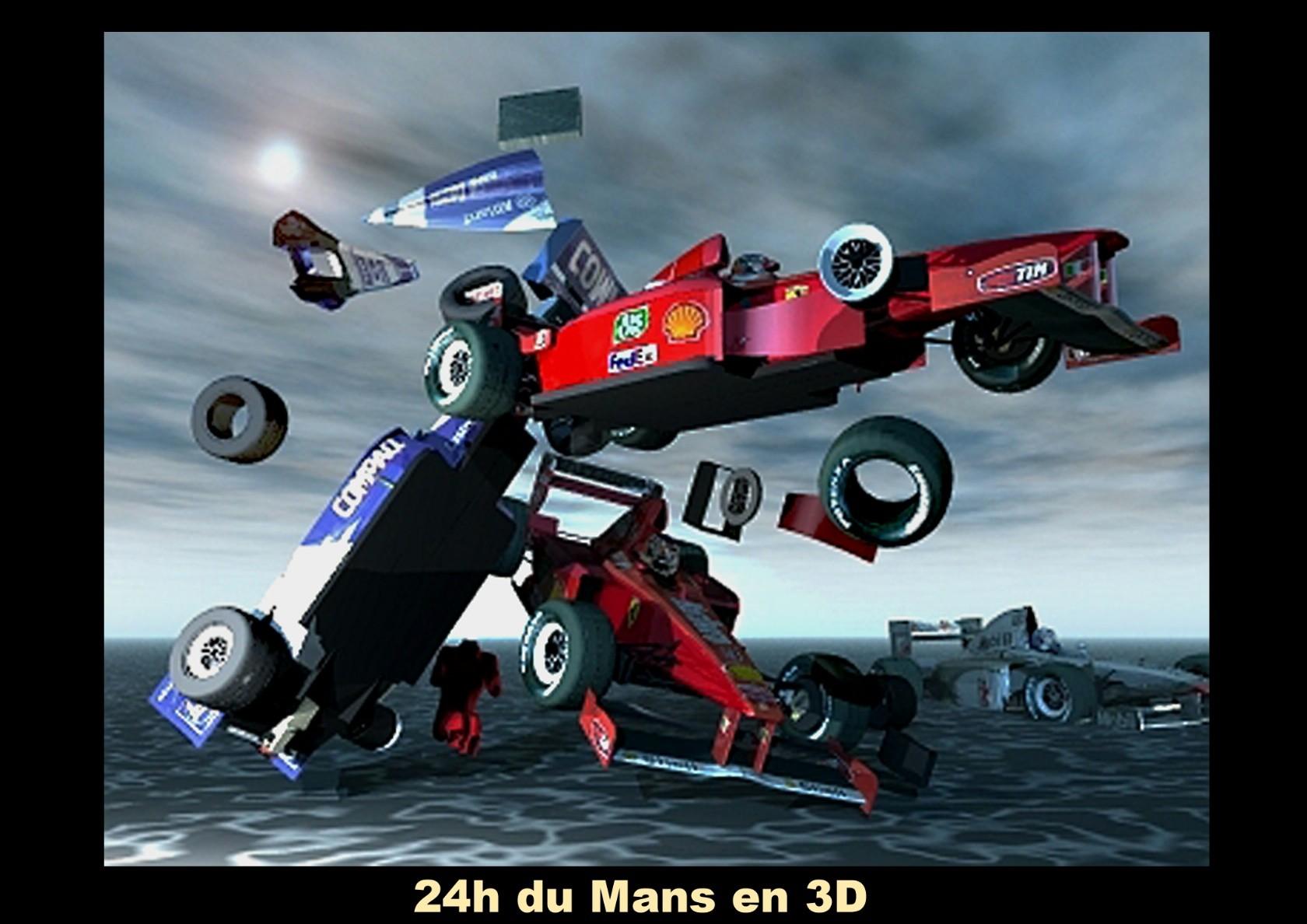 Peinture Le Mans