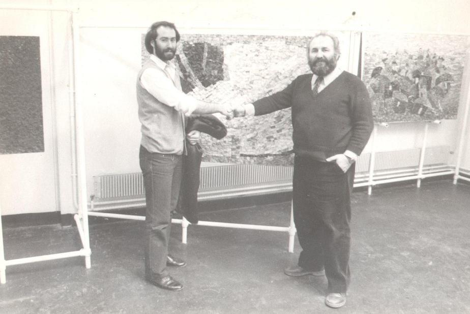 Mosaique. 1984
